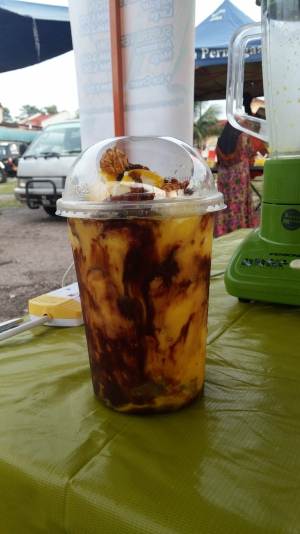 Ice Blended Jagung